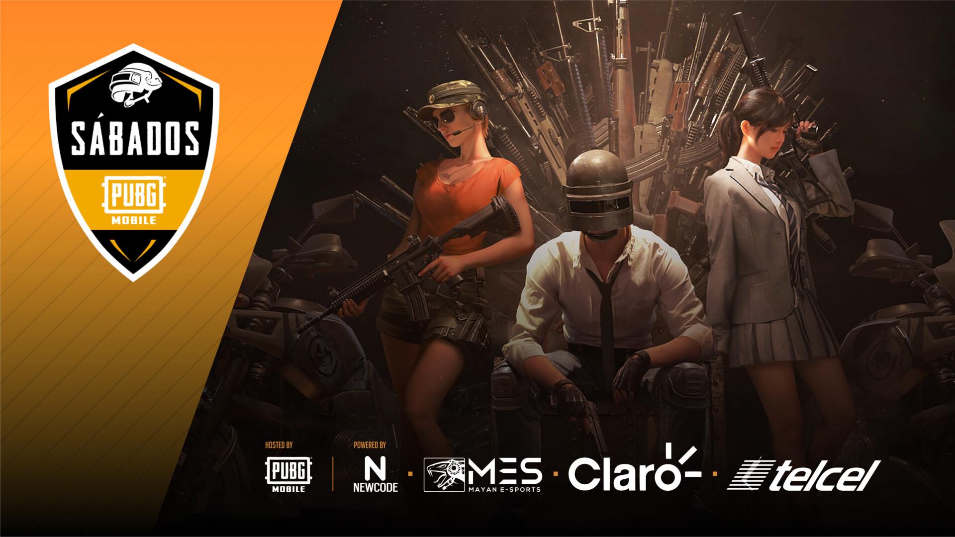 """Cómo es """"Sábados"""", el nuevo torneo de PUBG Mobile que llega a Brasil y LATAM"""