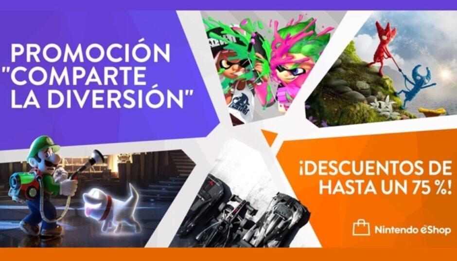 """""""Compartí la diversión"""": Nintendo ofrece descuentos para juegos multiplayer"""
