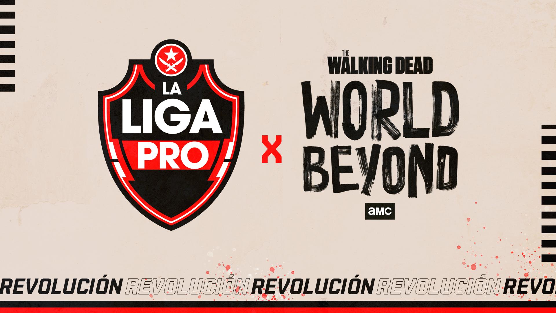 La Liga Pro y The Walking Dead se unen en el nuevo torneo de CS:GO de Latinoamérica