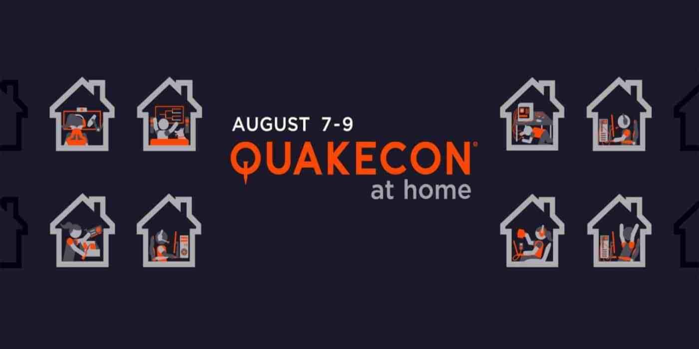[ EN VIVO] Inicia QuakeCon 2020: cronograma y eventos de la gran fiesta virtual de Bethesda