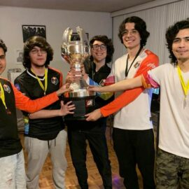 Rainbow 7 sorprendió a All Knights con una remontada histórica que lo lleva a Worlds 2020