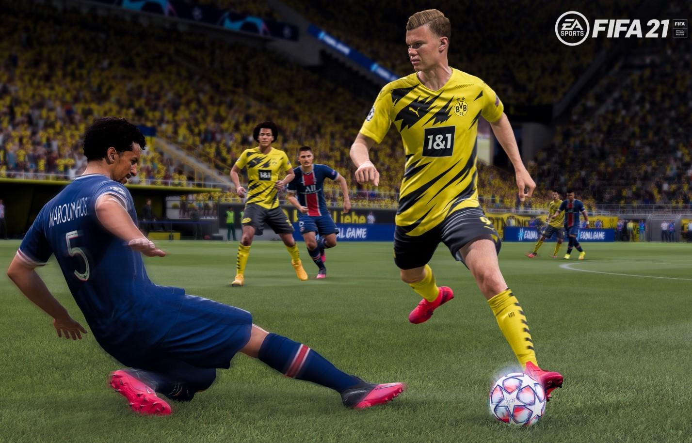 FIFA 21 contará con servidores exclusivos para España