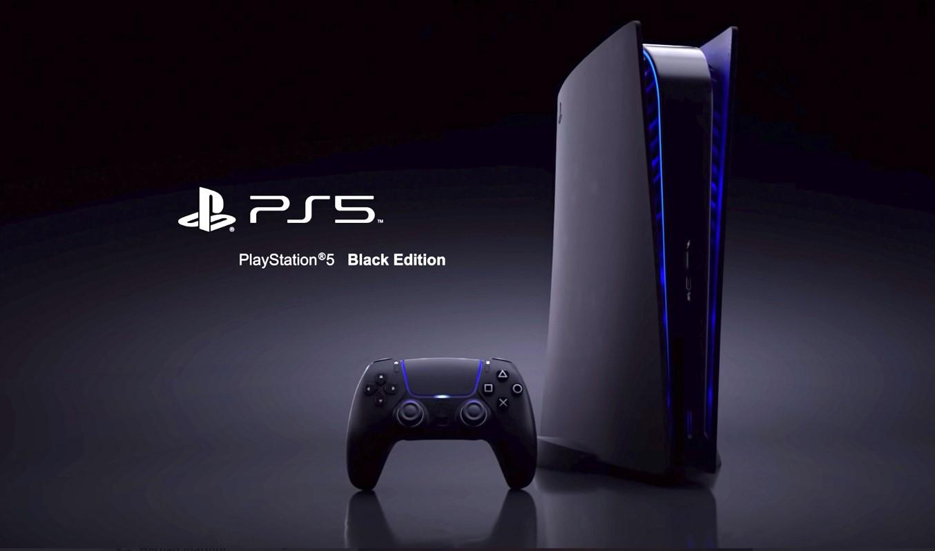 Filtran una nueva edición del DualSense y crecen los rumores sobre una PS5 en color negro
