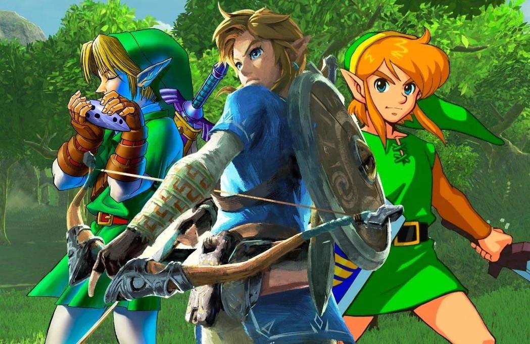 Nintendo registró una nueva patente que hace pensar en un aniversario por The Legend of Zelda y sus 35 años