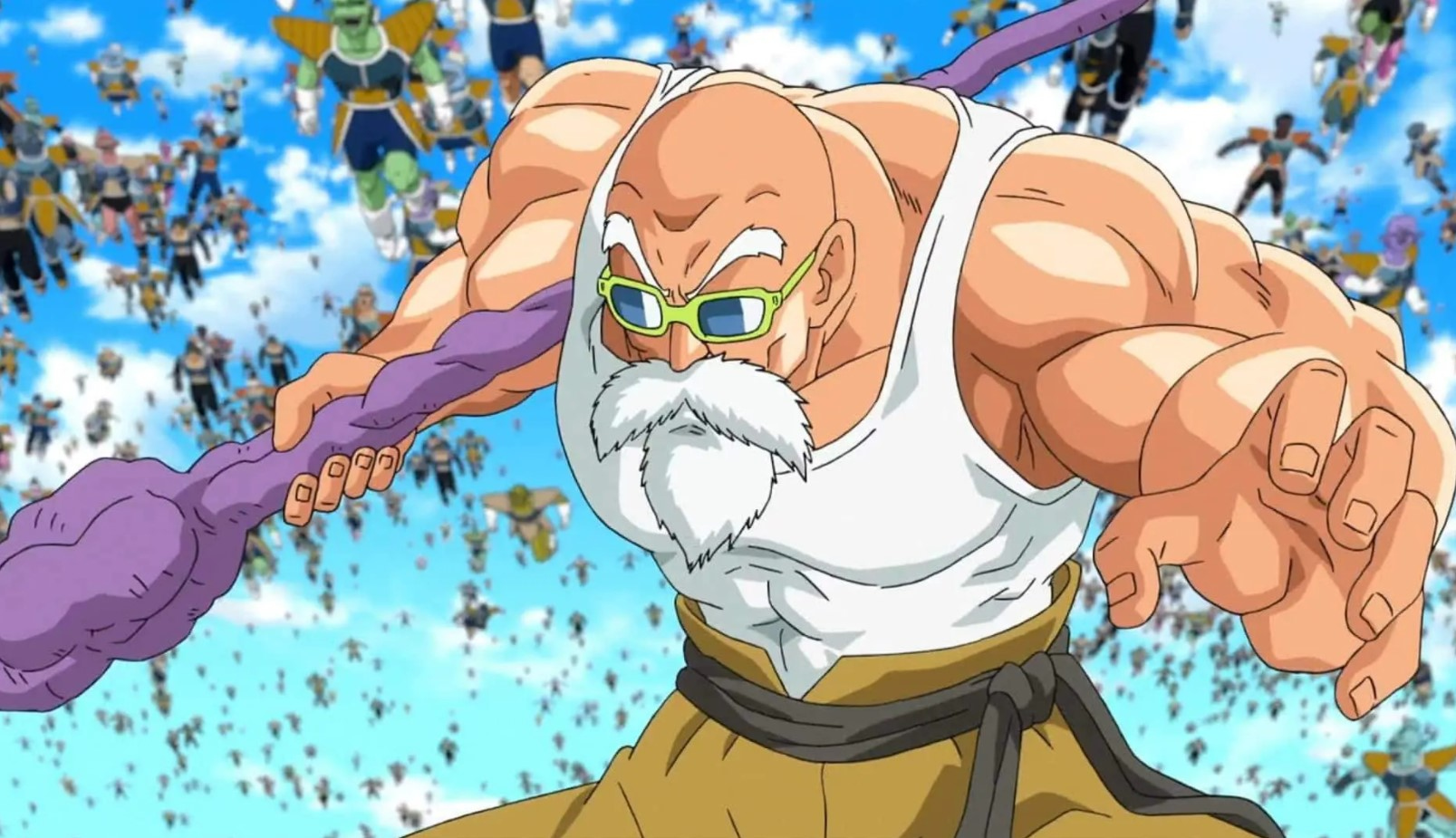 El Maestro Roshi es el próximo luchador de Dragon Ball FighterZ