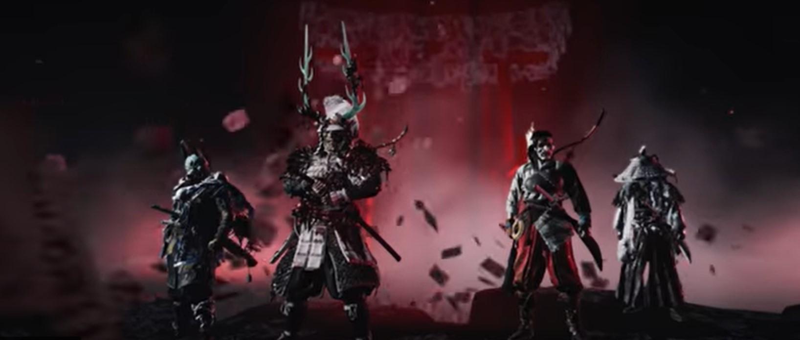 """Ghost of Tsushima recibe el modo multijugador en su nueva actualización """"Legends"""""""