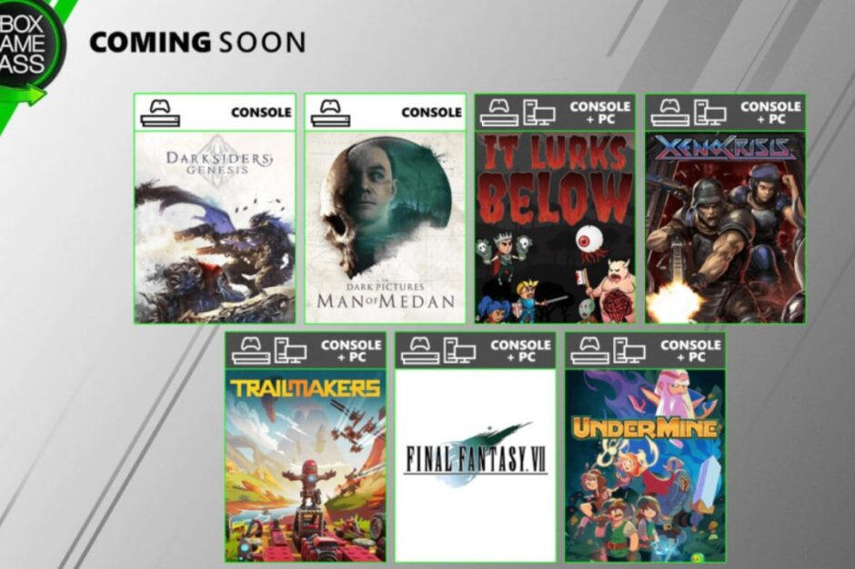 Final Fantasy VII, uno de los juegos más icónicos de Playstation, ya disponible en Xbox Game Pass para Xbox One y PC