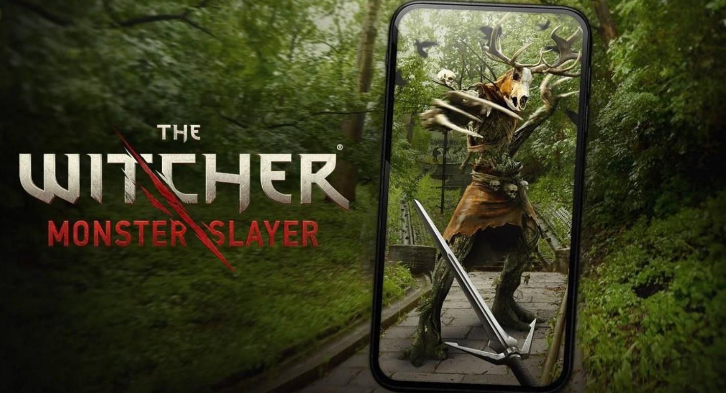 The Witcher: Monster Slayer, el nuevo juego de realidad aumentada de CD Projekt Red