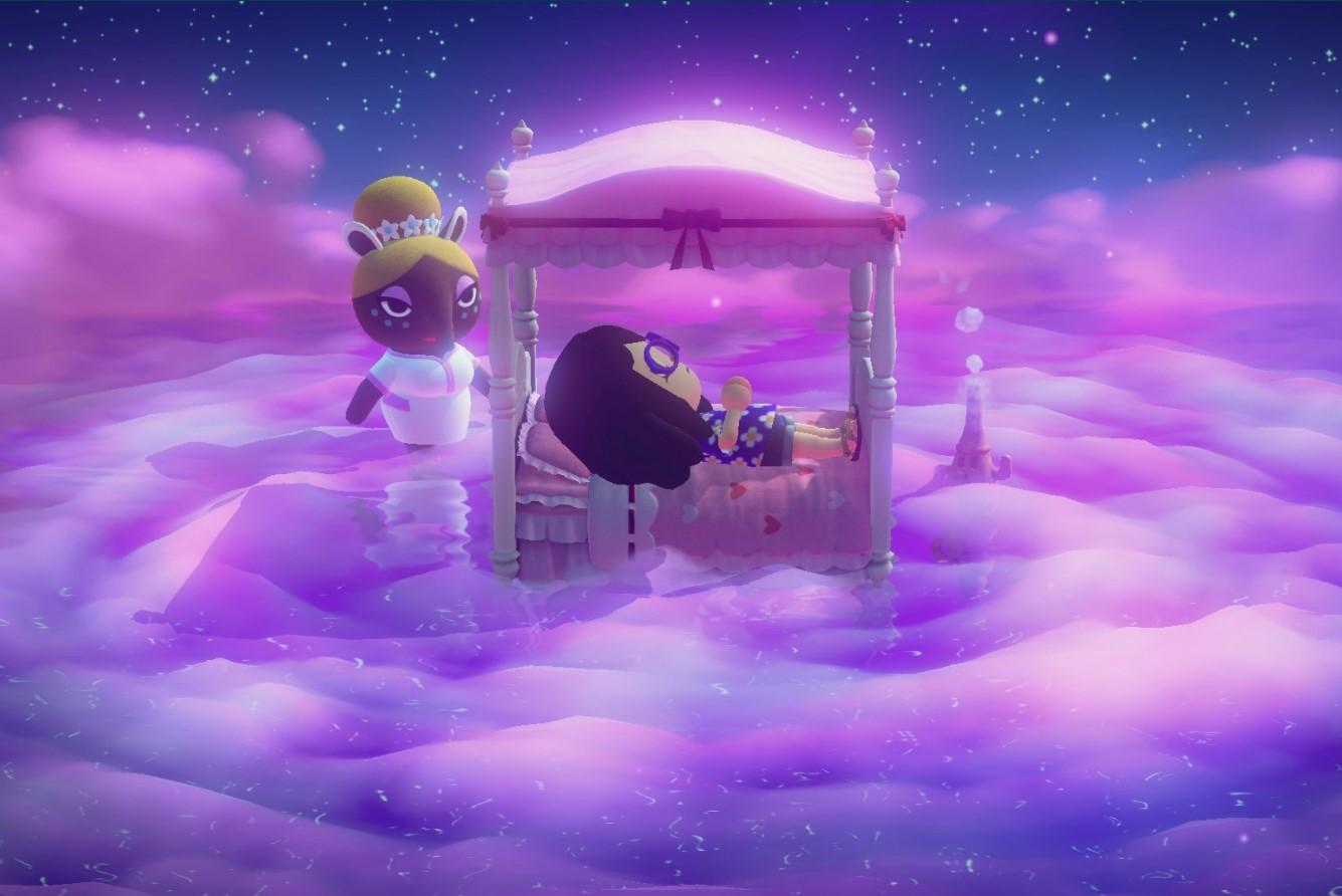Animal Crossing: New Horizons lanzó un parche para resolver el problema con los sueños