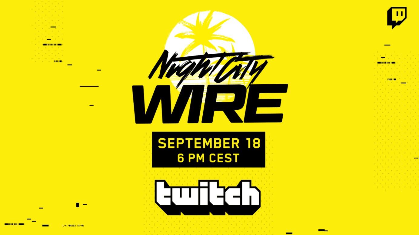 [FINALIZADO] Night City Wire, parte 3: seguí las novedades de Cyberpunk 2077