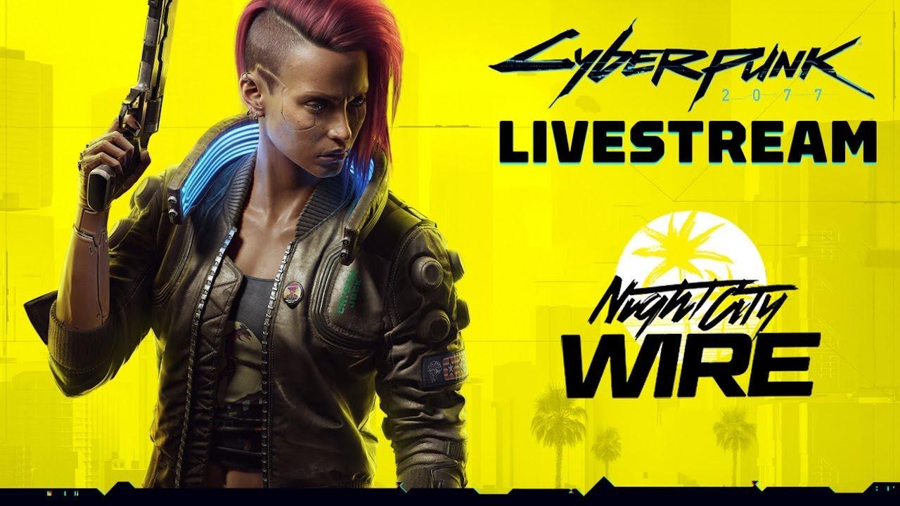 [FINALIZADO] Cyberpunk 2077 Night City Wire 2: CD Projekt presentó las armas que estarán en el juego