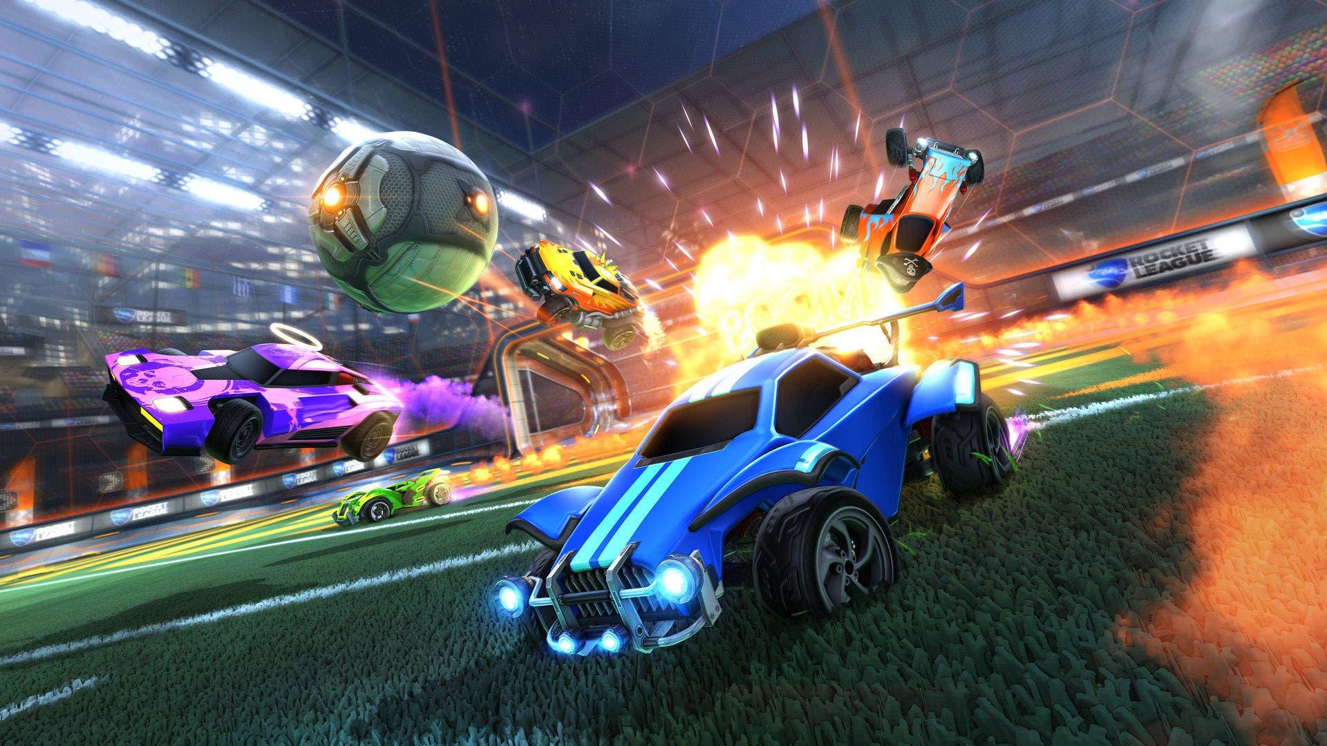 Rocket League: todas las respuestas sobre la progresión multiplataforma cuando sea free to play