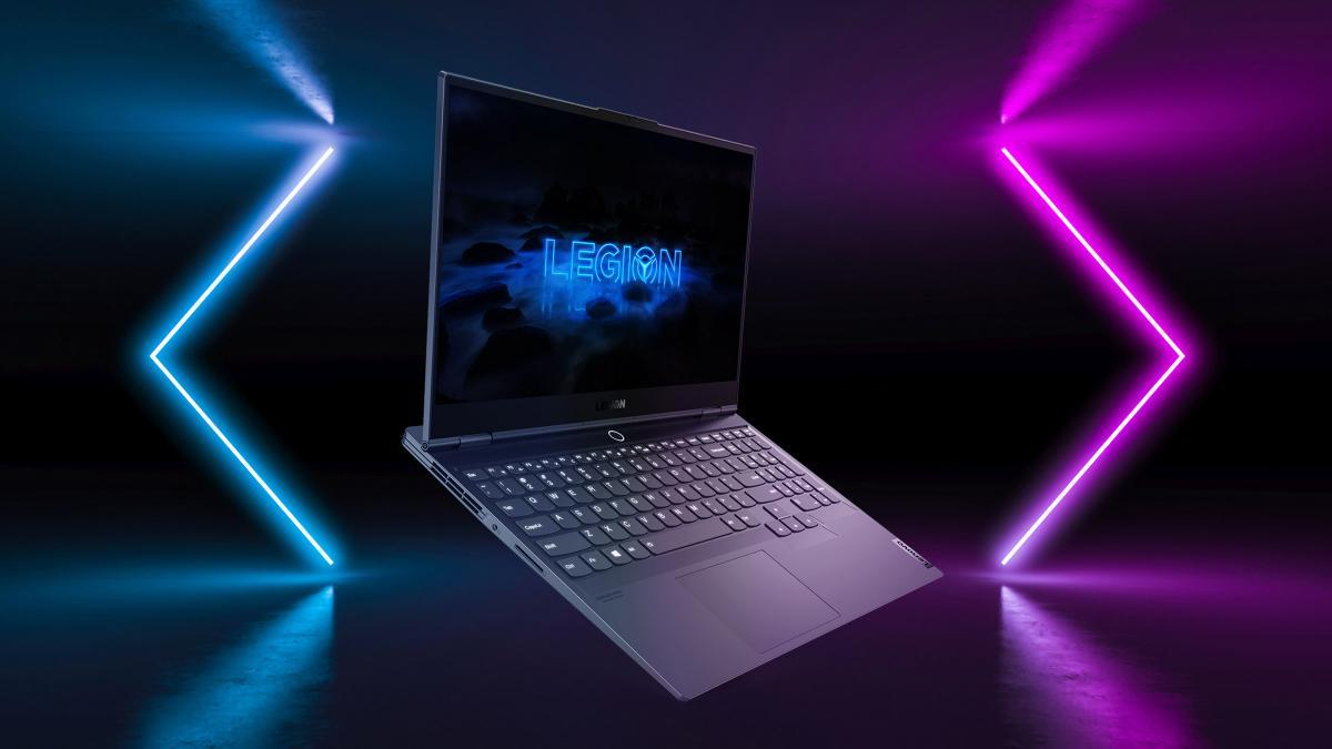 Lenovo presentó su nueva laptop gamer Legion Slim 7i más liviano del segmento