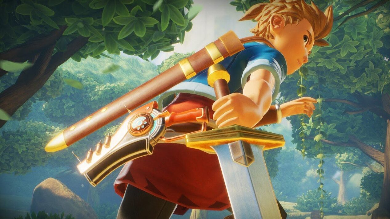 Cornfox and Brothers anunciaron el lanzamiento de Oceanhorn 2 para Nintendo Switch