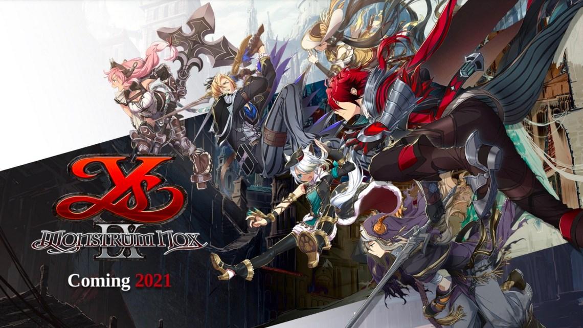 Ys IX: Monstrum Nox estará disponible en PlayStation 4 a partir del próximo año, pero ¿cuándo saldrá para PC y Nintendo Switch?