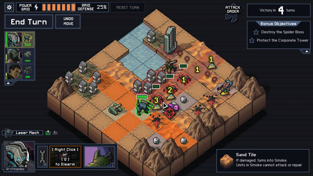 Into the Breach ya se encuentra de forma gratuita en la Epic Games Store