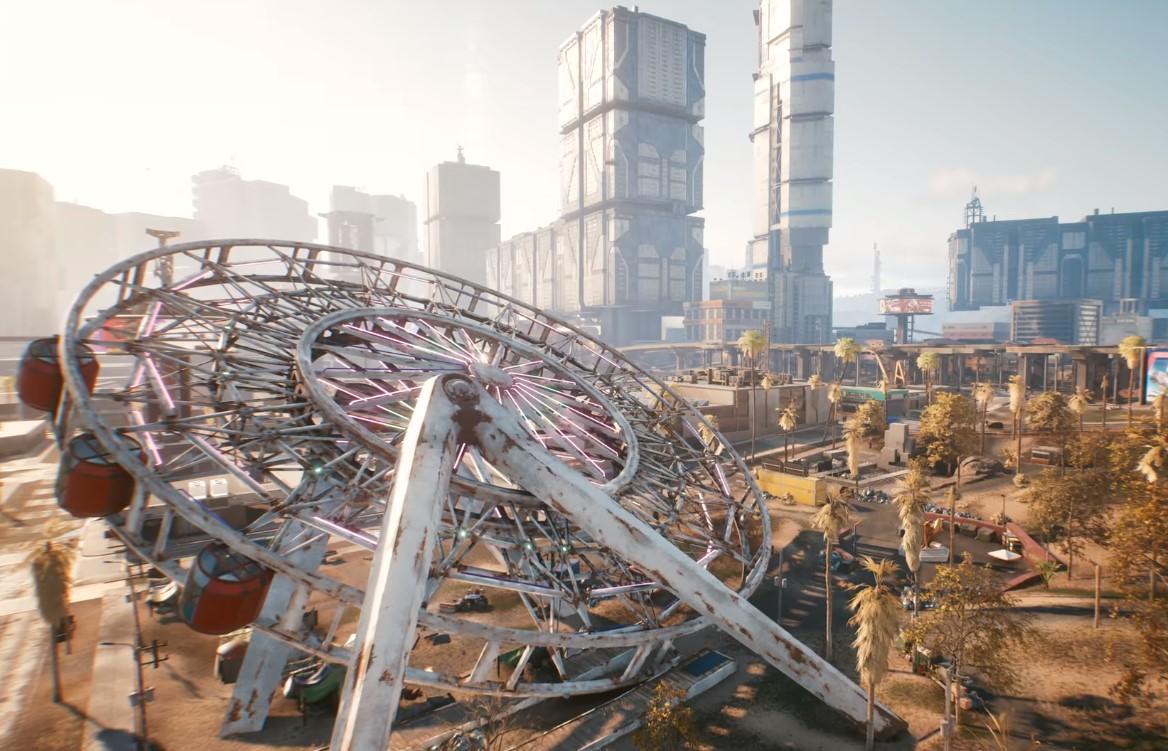 Night City Wire, parte 3: CD Projekt mostró los mejores rincones de la ciudad y a las pandillas de Cyberpunk 2077