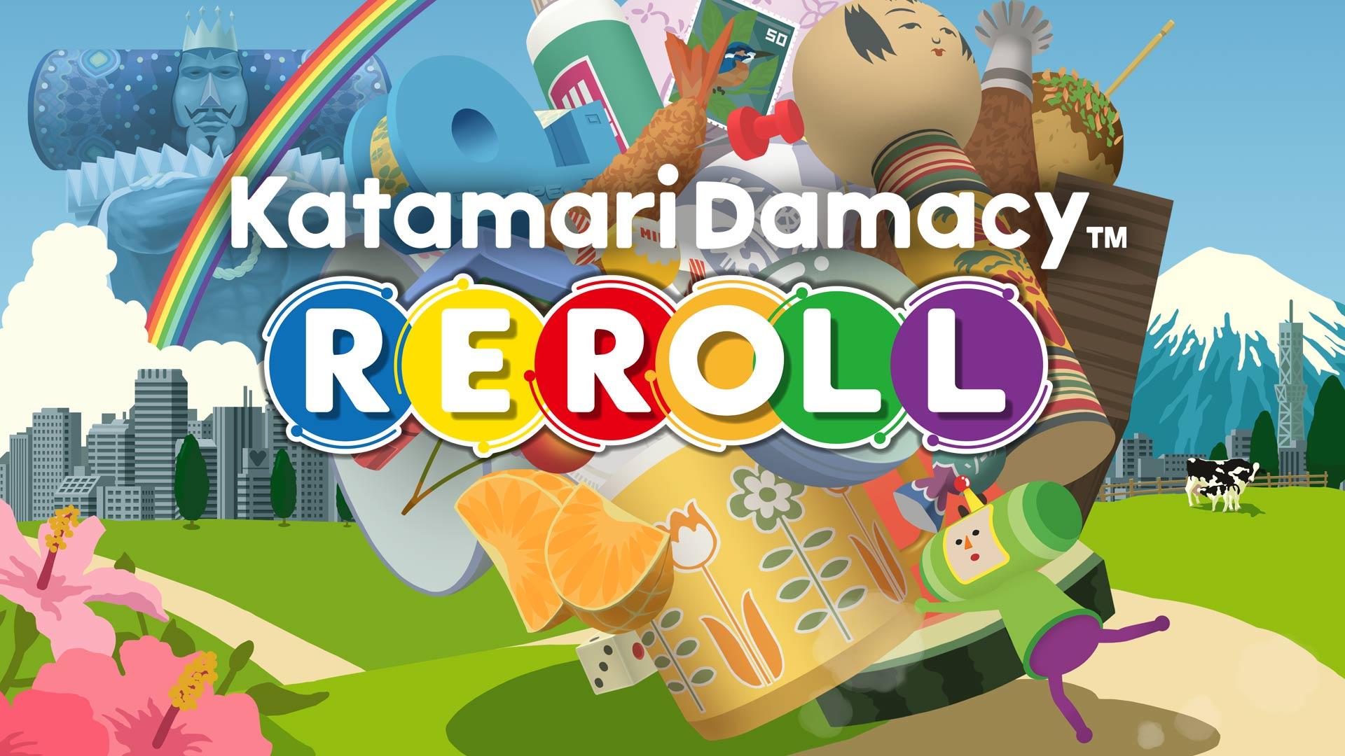 Bandai Namco reveló cuándo y cuáles son las plataformas en la que saldrá Katamari Damacy Reroll