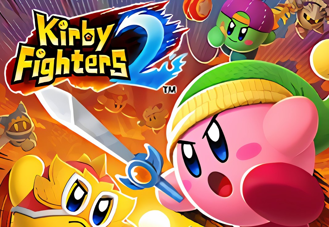 Nintendo filtró un nuevo juego de Kirby: Kirby Fighters 2 llega a Switch