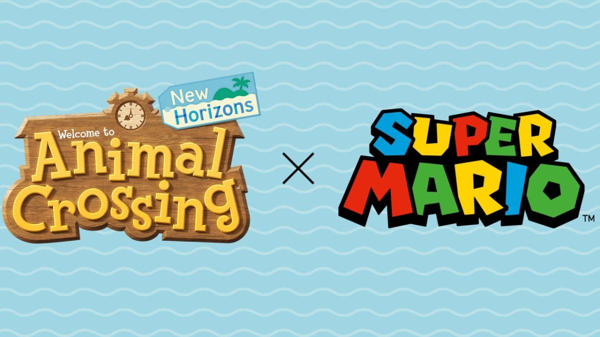 Nintendo anunció que Animal Crossing: New Horizons recibirá una colaboración de Super Mario
