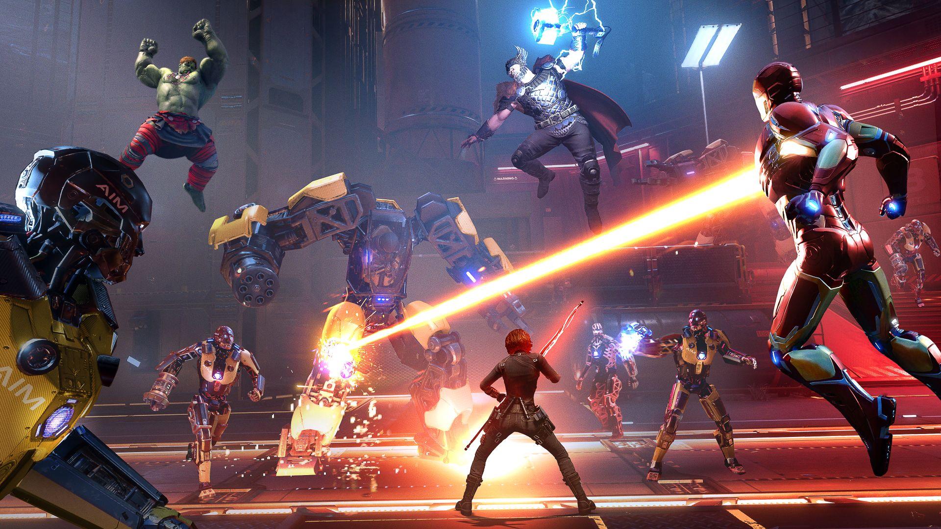 Postergan la versión de Marvel's Avengers para PlayStation 5 y Xbox Series X y S