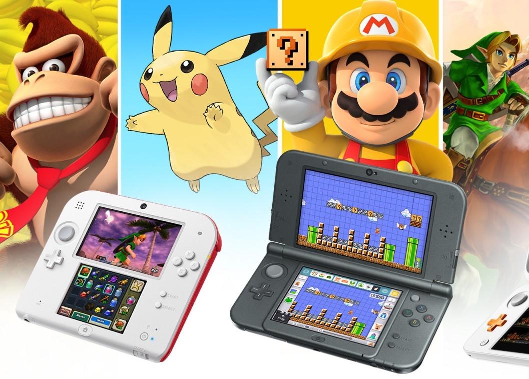 El fin de una era: Nintendo deja de producir la 3DS, una de sus portátiles más exitosas