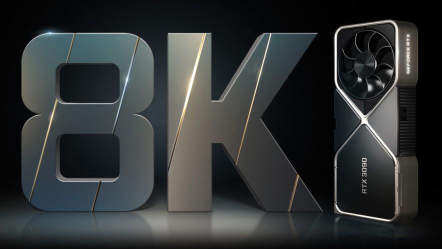 Nvidia presentó las Geforce RTX 3070, 3080 y la 3090 con una promesa de 8K a 60 FPS
