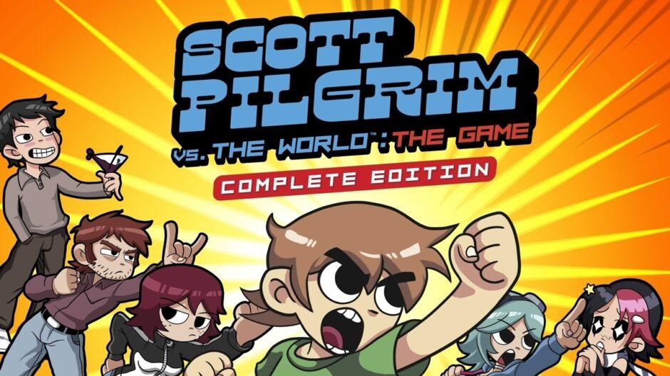 Scott Pilgrim vs the World: The Game – Complete Edition tendrá su lanzamiento a fines de este año