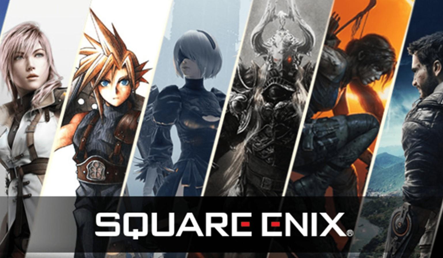 [FINALIZADO] La conferencia de Square Enix en Tokyo Game Show, en directo