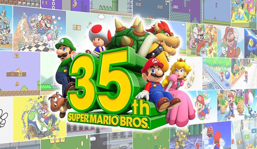 Todos los anuncios de Nintendo para celebrar los 35 años de Mario: desde un battle royale hasta Mario Kart en realidad aumentada
