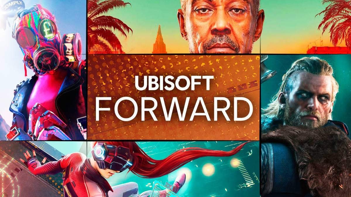 [FINALIZADO] Ubisoft Forward, en directo: los anuncios sobre Watch Dogs Legion, Immortals: Fenyx Risingy más