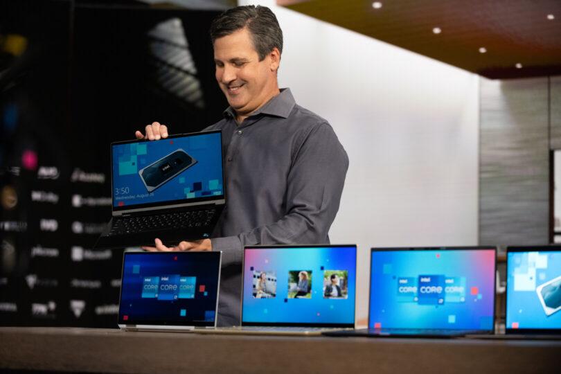 Intel Core de 11ª generación.