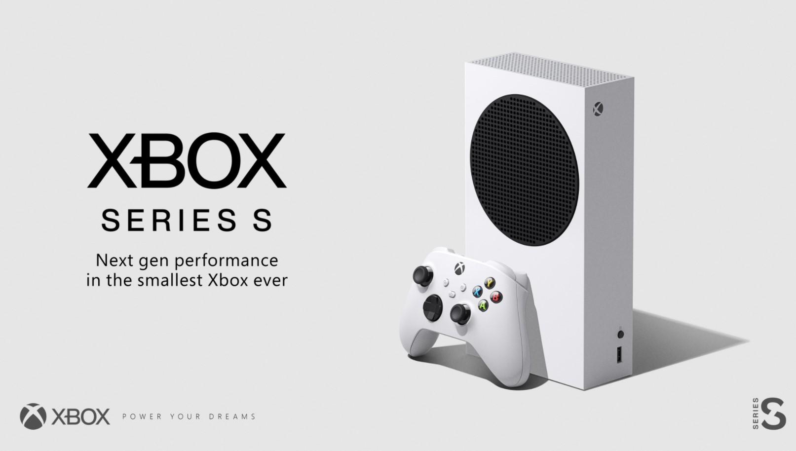 Microsoft hizo oficial Xbox Series S, su consola de nueva generación más barata por 299 dólares