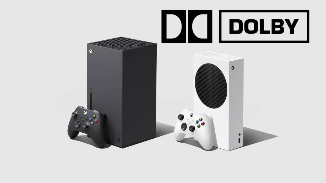 Las nuevas Xbox Series serán la primeras consolas con el soporte Dolby en imagen y sonido