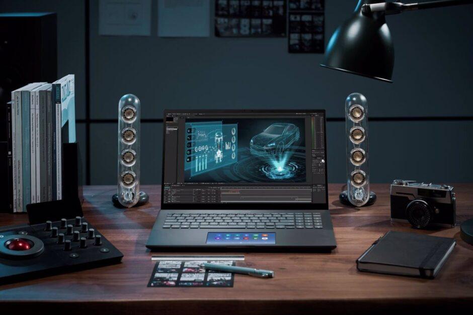 Asus presentó la nueva ZenBook Pro 15 con procesadores Intel Core serie H