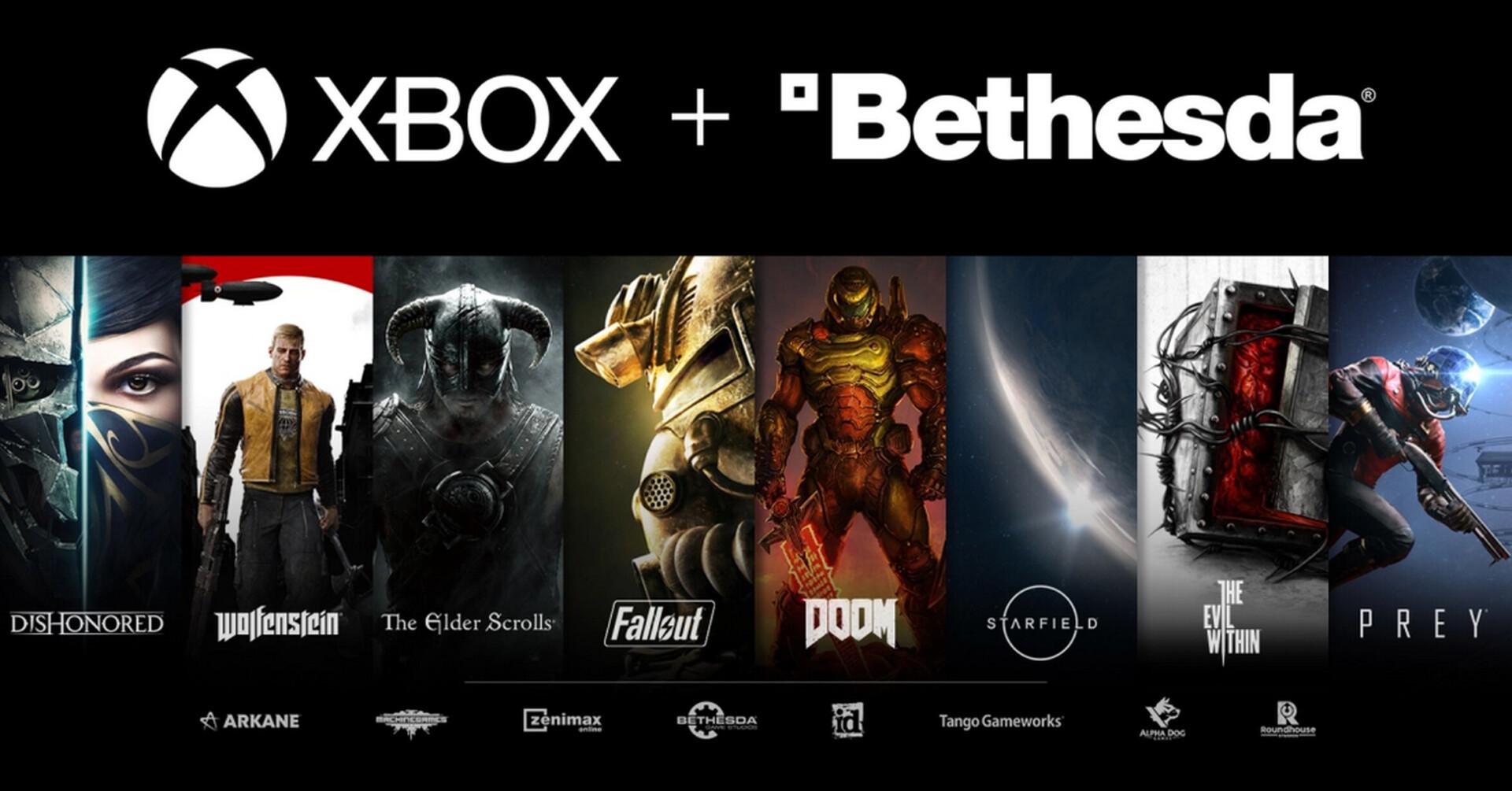 Los juegos de Bethesda que ahora serán exclusivos de Xbox Game Pass