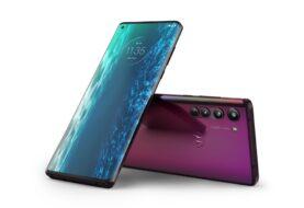 Motorola Edge: el nuevo celular 5G con la pantalla inmersiva, modo gaming y batería de larga duración