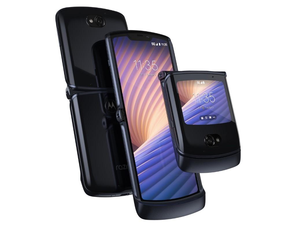 Razr 5G: cómo es el nuevo teléfono plegable de Motorola que llegará a Latinoamérica