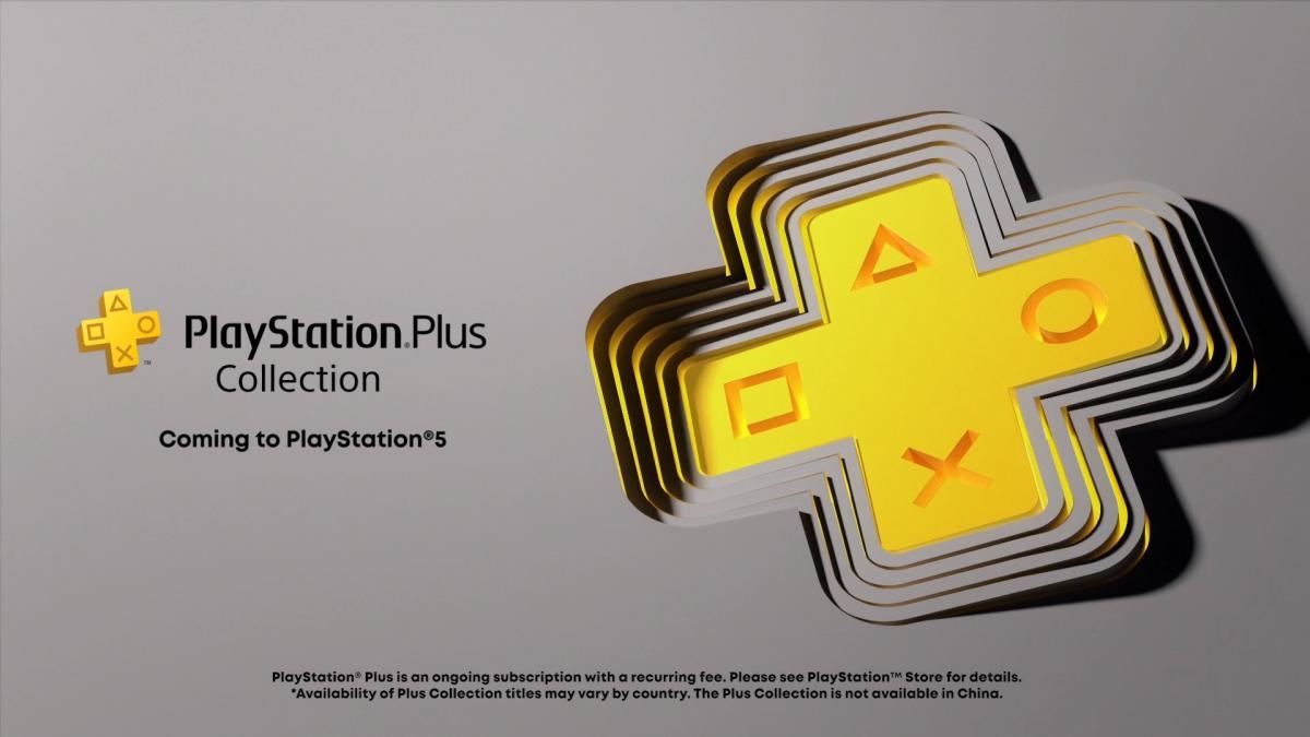 Anunciaron PlayStation Plus Collection: el Xbox Game Pass de Sony para la PlayStation 5