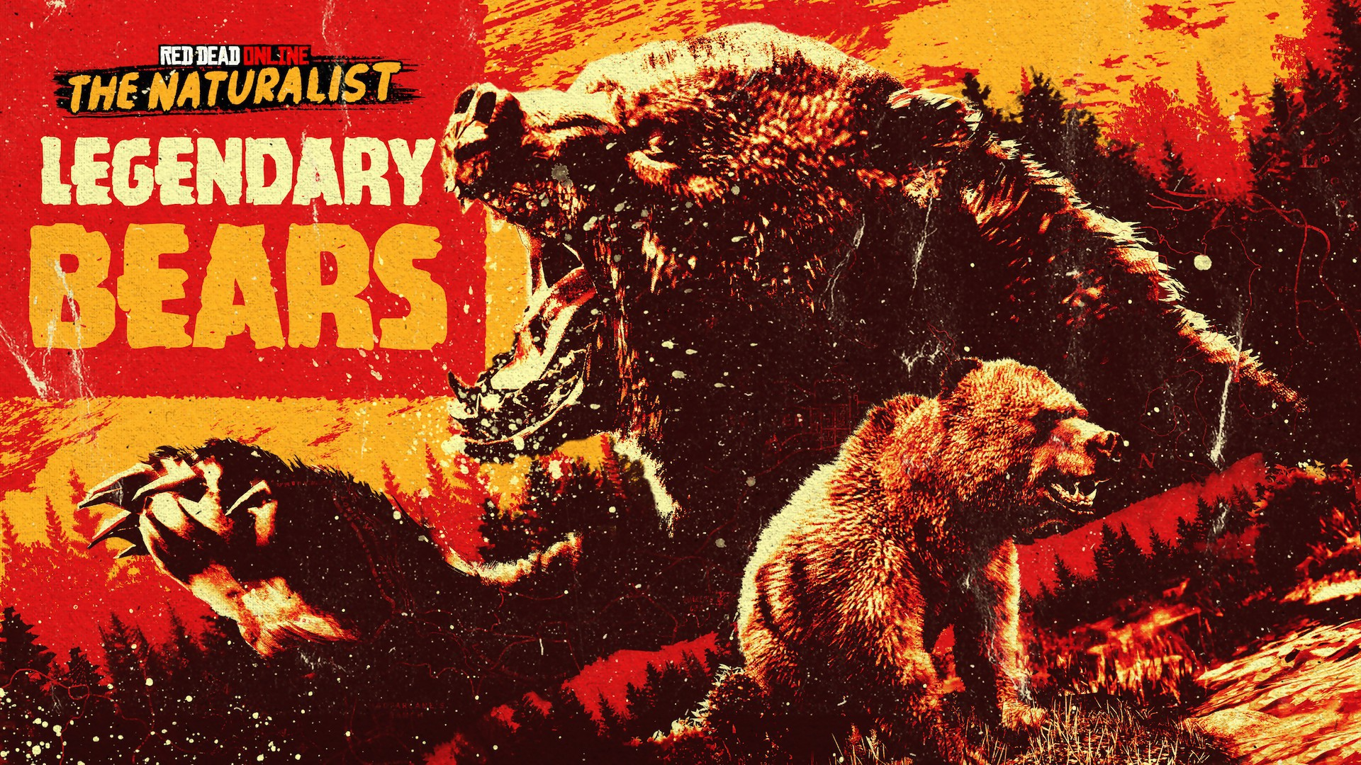 Red Dead Online, novedades de la semana: llegan los osos legendarios, nuevos descuentos y recompensas