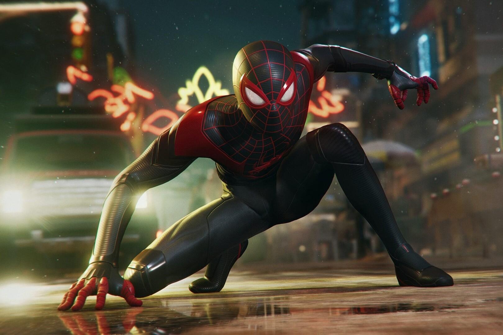 Spider-Man: Miles Morales contará con un traje desbloqueable de Into the Spider-Verse