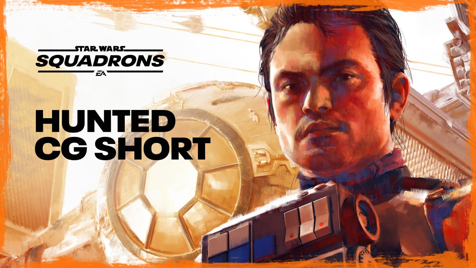"""EA presentó """"Hunted"""", el nuevo cortometraje del esperado Star Wars: Squadrons"""