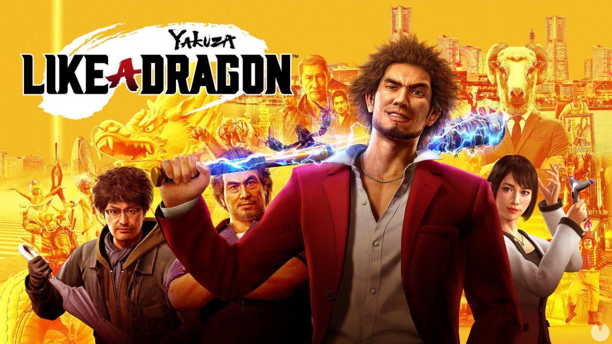 SEGA confirmó que Yakuza: Like a Dragon saldrá antes de lo previsto para coincidir con el lanzamiento de Xbox Series X y S
