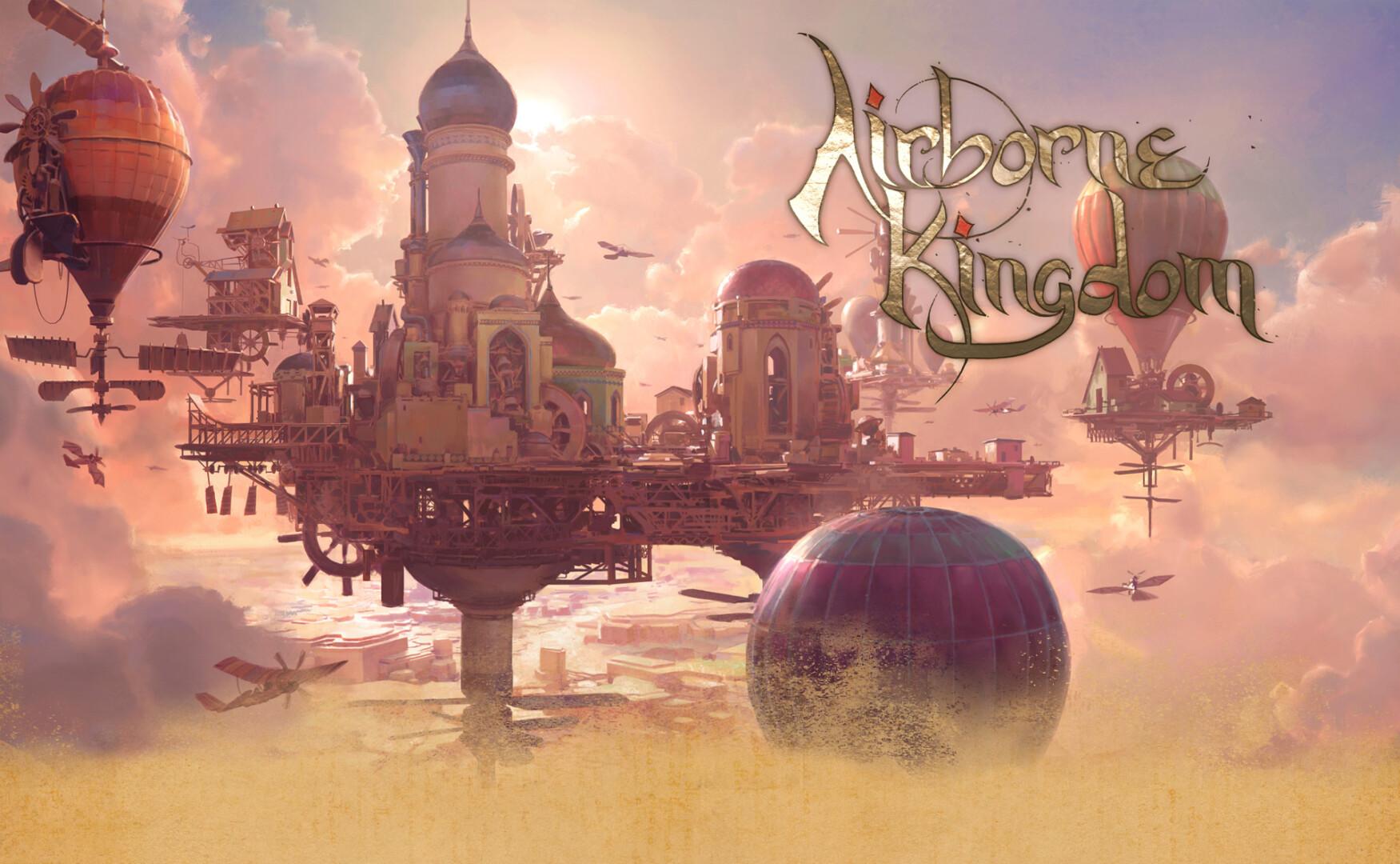 Airborne Kingdom estará disponible en PC a partir de diciembre