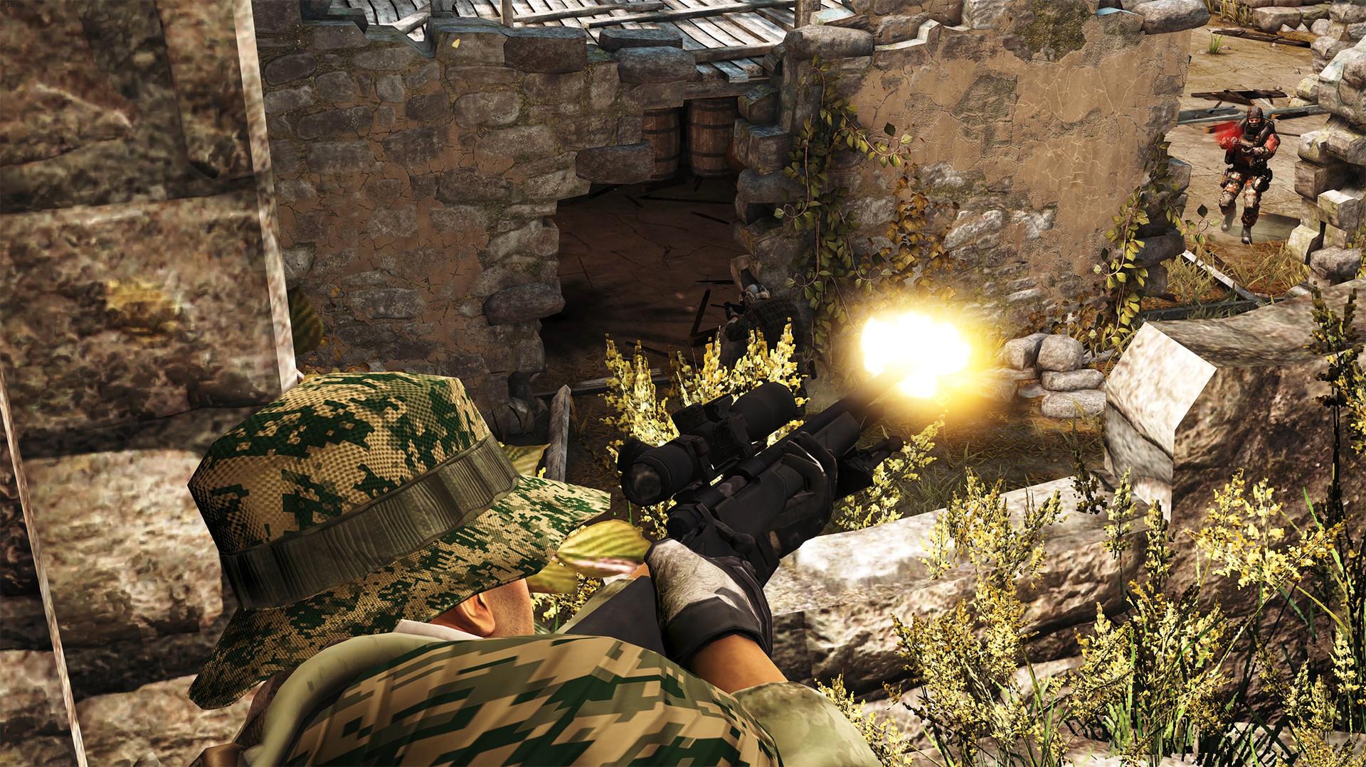 El Ejército de Brasil planea lanzar un shooter para mejorar su imagen entre los jóvenes