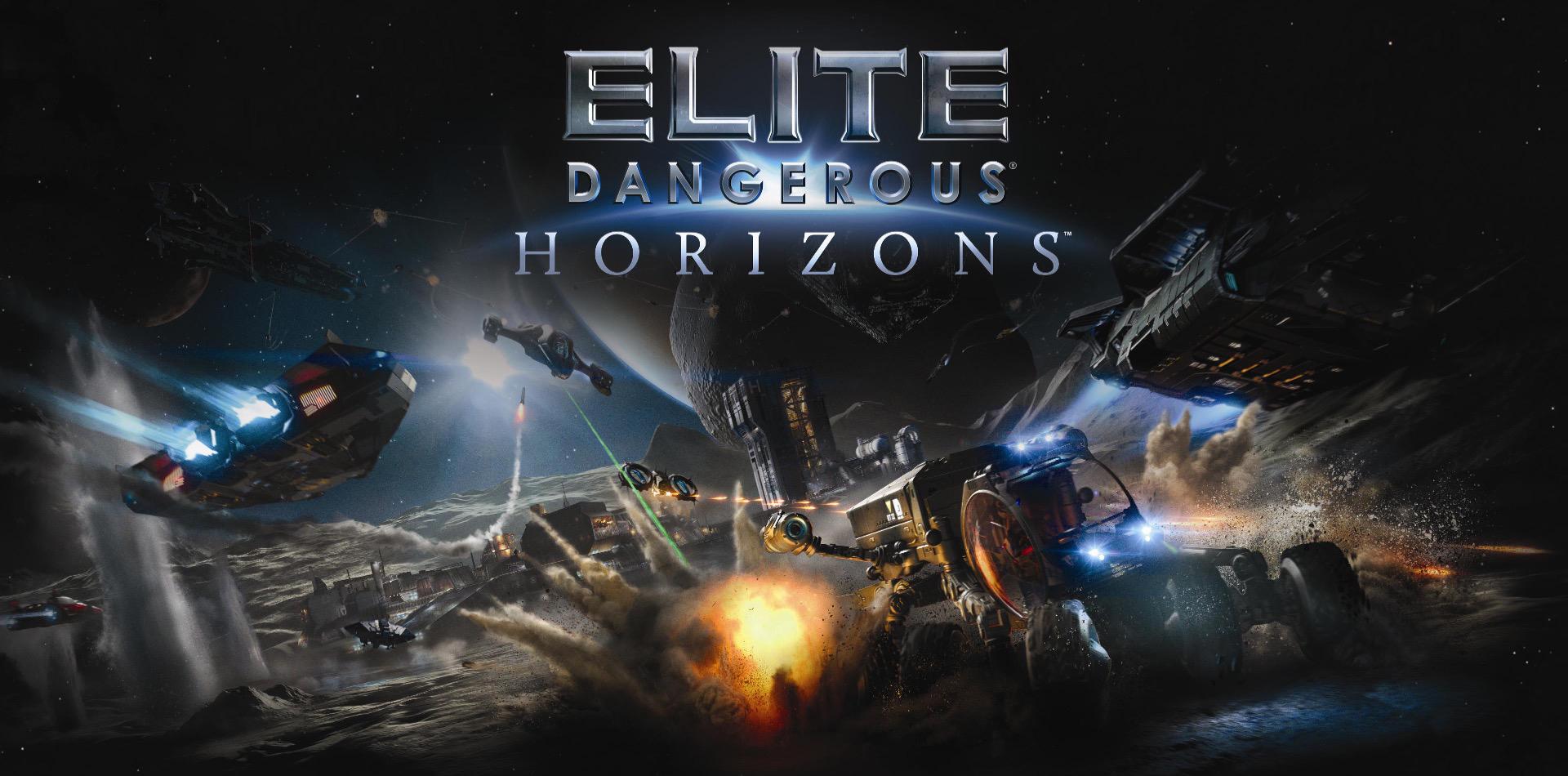 A partir del mes de octubre la expansión Horizons de Elite Dangerous será gratuita