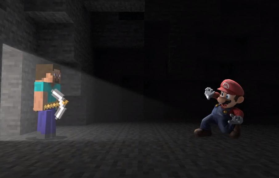 Nintendo anunció el nuevo roster: los personajes de Minecraft llegan a Super Smash Bros. Ultimate