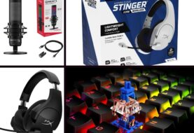 Hyperx presentó su nuevo portfolio de productos para el gamer
