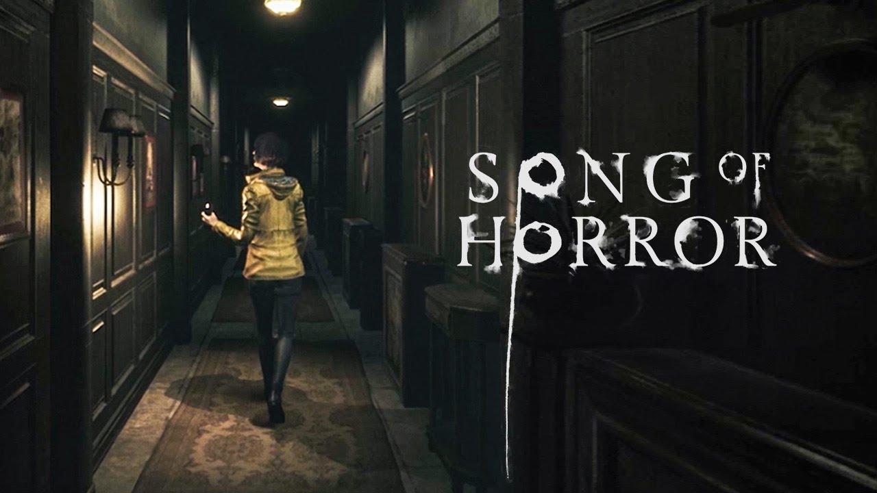 El lanzamiento de Song of Horror se retrasa hasta principios del próximo año
