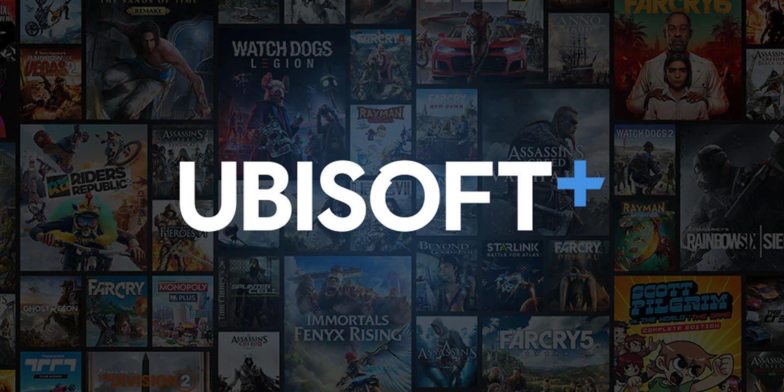 Ubisoft rebautiza su servicio Uplay Plus y lo lleva al streaming de Google Stadia y Amazon Luna